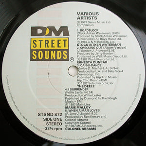 Various ‎– Street Sounds