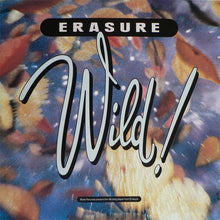Load image into Gallery viewer, Erasure ‎– Wild