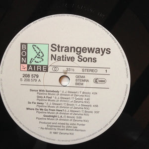 Strangeways  ‎– Native Sons