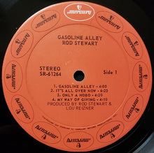 Load image into Gallery viewer, Rod Stewart ‎– Gasoline Alley