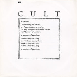 The Cult ‎– Dreamtime