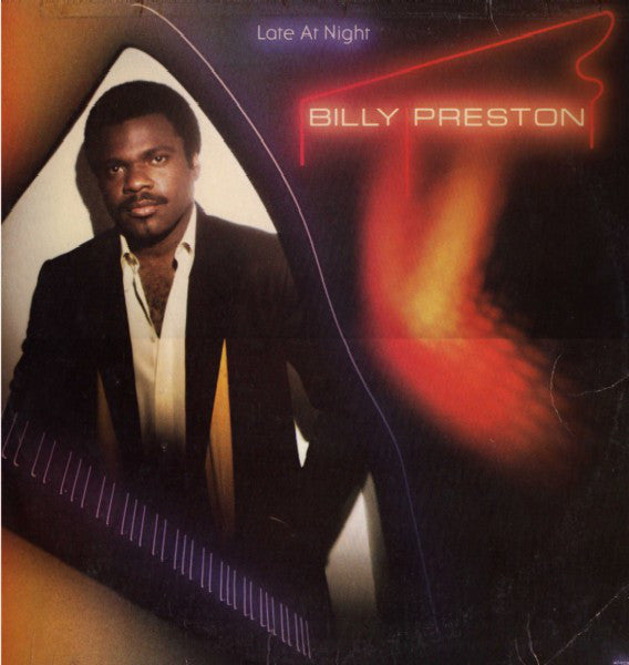 Billy Preston ‎– Late At Night