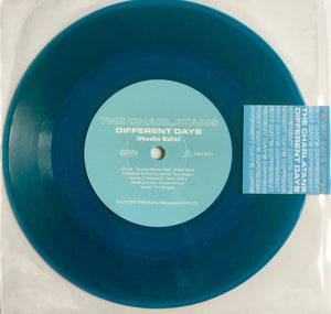"THE CHARLATANS - DIFFERENT DAYS ( 7"" RECORD )"