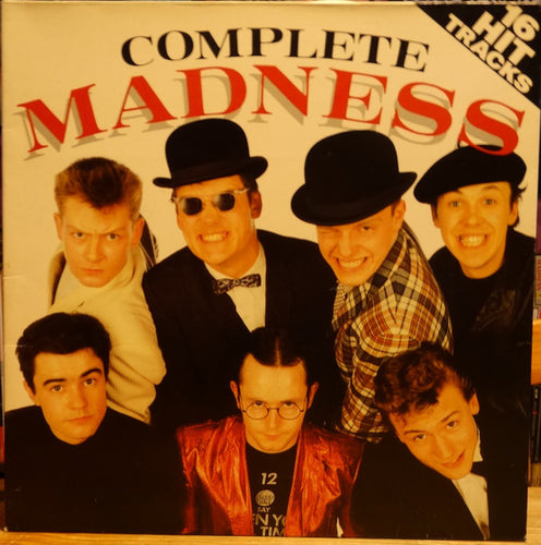 Madness ‎– Complete Madness
