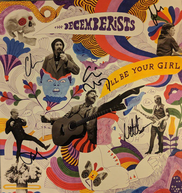 THE DECEMBERISTS - I LL BE YOUR GIRL ( 12