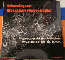 "Load image into Gallery viewer, VARIOUS ARTISTS - MUSIQUE EXPERIMENTALE ( 12"" RECORD )"