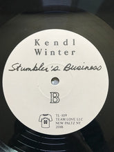Load image into Gallery viewer, Kendl Winter - Stumbler's Business (LP ALBUM)