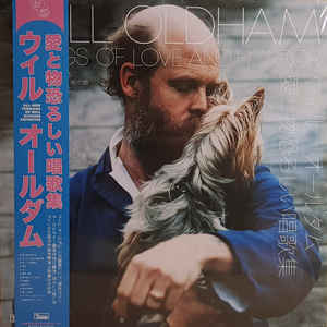"WILL OLDHAM - SONGS OF LOVE AND HORROR ( 12"" RECORD )"