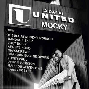 Mocky - A Day At United (LP ALBUM)