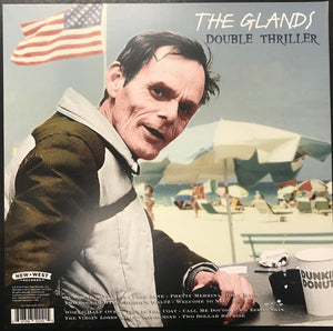"THE GLANDS - I CAN SEE MY HOUSE FROM HERE ( 12"" RECORD )"