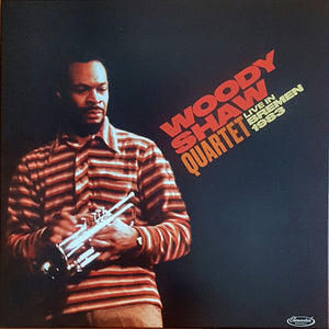 "WOODY SHAW QUARTET - LIVE IN BREMEN 1983 ( 12"" RECORD )"