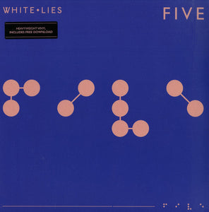 "WHITE LIES - FIVE ( 12"" RECORD )"