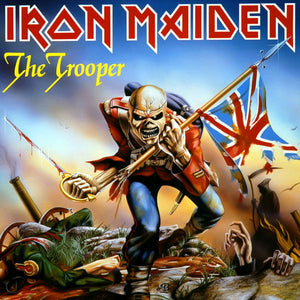 Iron Maiden ‎– The Trooper