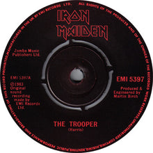 Load image into Gallery viewer, Iron Maiden ‎– The Trooper