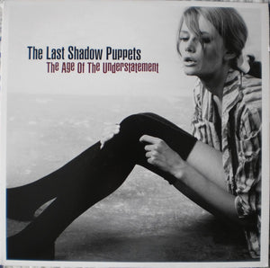 "THE LAST SHADOW PUPPETS - THE AGE OF UNDERSTATEMENT ( 12"" RECORD )"