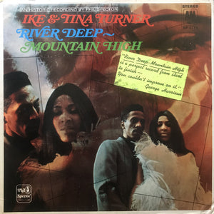 Ike & Tina Turner ‎– River Deep - Mountain High