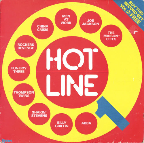 Various ‎– Hotline 1