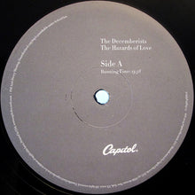 "Load image into Gallery viewer, THE DECEMBERISTS - THE DECEMBERIST-THE HAZARDS OF ( 12"" RECORD )"