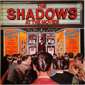 The Shadows ‎– The Shadows At The Movies