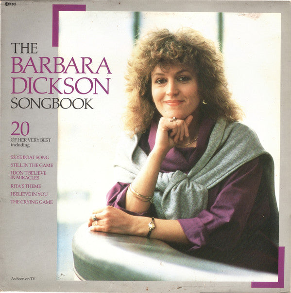 Barbara Dickson ‎– The Barbara Dickson Songbook