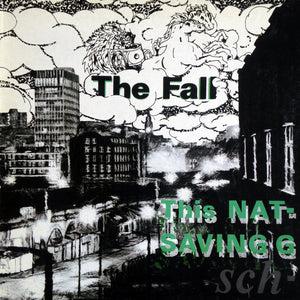 "THE FALL - THIS NATIONS SAVING GRACE ( 12"" RECORD )"