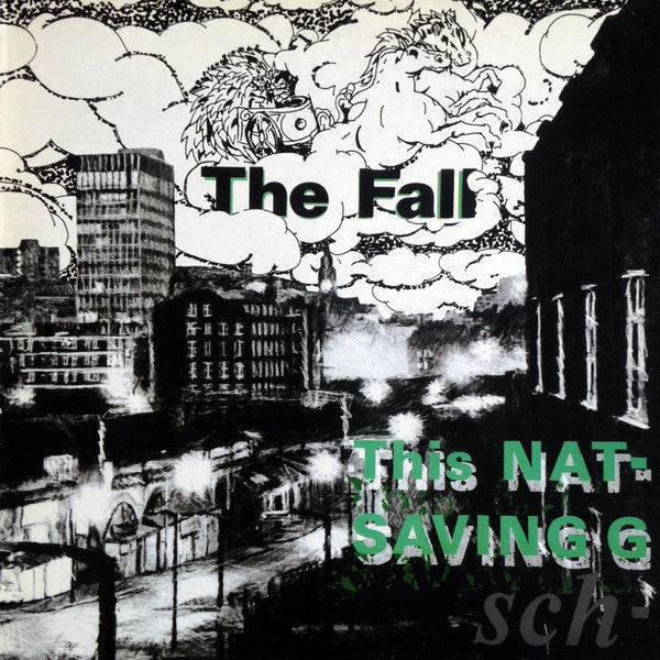 THE FALL - THIS NATIONS SAVING GRACE ( 12