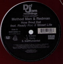 Load image into Gallery viewer, Method Man & Redman ‎– Mrs. International / How Bout Dat