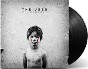 "THE USED - VULNERABLE ( 12"" RECORD )"