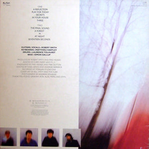 The Cure ‎– Seventeen Seconds