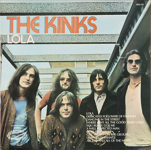 The Kinks ‎– Lola