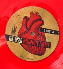"Load image into Gallery viewer, THE USED - IMAGINARY ENEMY ( 12"" RECORD )"