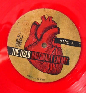 "THE USED - IMAGINARY ENEMY ( 12"" RECORD )"