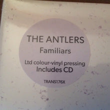 "Load image into Gallery viewer, THE ANTLERS - FAMILIARS ( 12"" RECORD )"