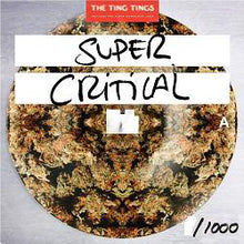 "Load image into Gallery viewer, THE TING TINGS - SUPER CRITICAL ( 12"" RECORD )"