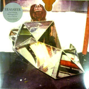 "YEASAYER - GOOD EVENING WASHINGTON D.C., LIVE AT 9.30 CLU ( 12"" RECORD )"