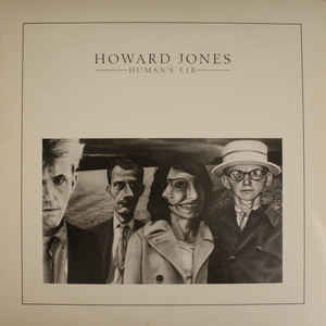 Howard Jones ‎– Human's Lib