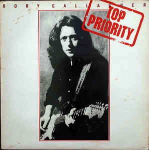 Rory Gallagher ‎– Top Priority