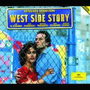 Leonard Bernstein ‎– West Side Story