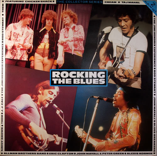 Various ‎– Rocking The Blues