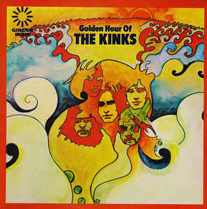 The Kinks ‎– Golden Hour Of The Kinks