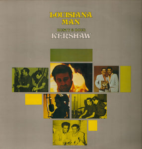 Rusty & Doug Kershaw ‎– Louisiana Man