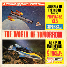 Load image into Gallery viewer, Various ‎– The World Of Tomorrow