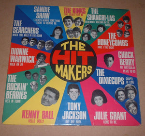 Various ‎– The Hit Makers