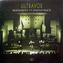 Load image into Gallery viewer, Ultravox ‎– Monument The Soundtrack