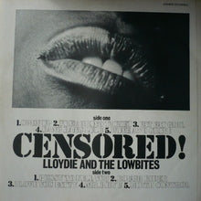 Load image into Gallery viewer, Lloydie & The Lowbites ‎– Censored!