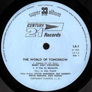 Various ‎– The World Of Tomorrow