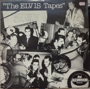 Elvis Presley ‎– The Elvis Tapes