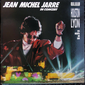 Jean Michel Jarre* ‎– In Concert Houston/Lyon