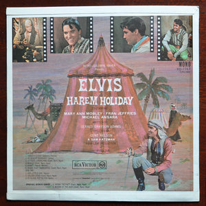 Elvis Presley ‎– Harem Holiday