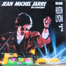 Load image into Gallery viewer, Jean Michel Jarre* ‎– In Concert Houston/Lyon